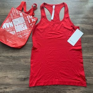 NWT Lululemon Swiftly Tech Racerback